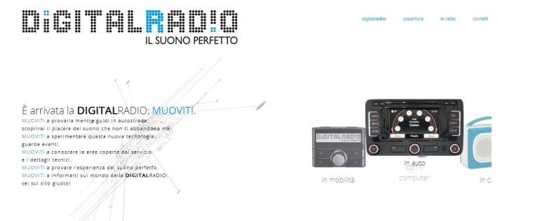 arriva la radio digitale