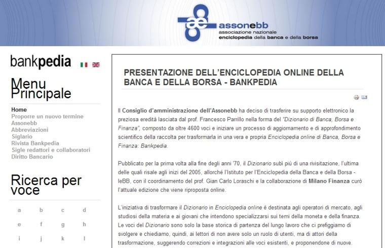 bankpedia
