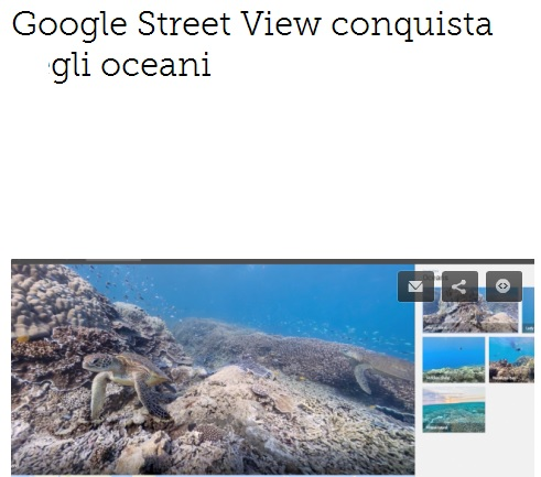 oceani google