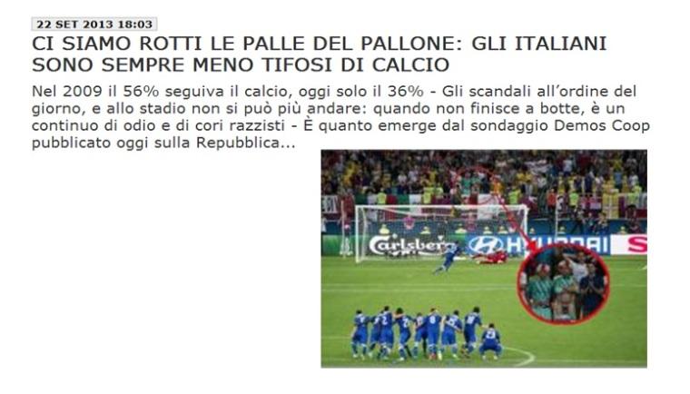 calcio tifo