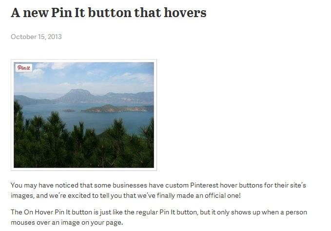 Bottone pin it