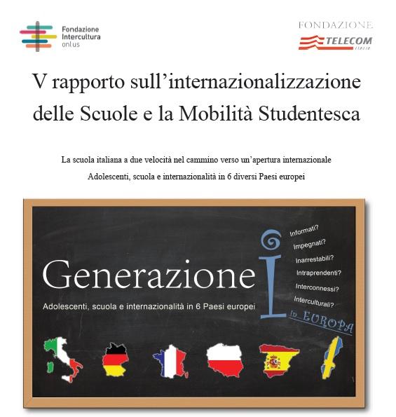 i ragazzi italiani e i viaggi all'estero