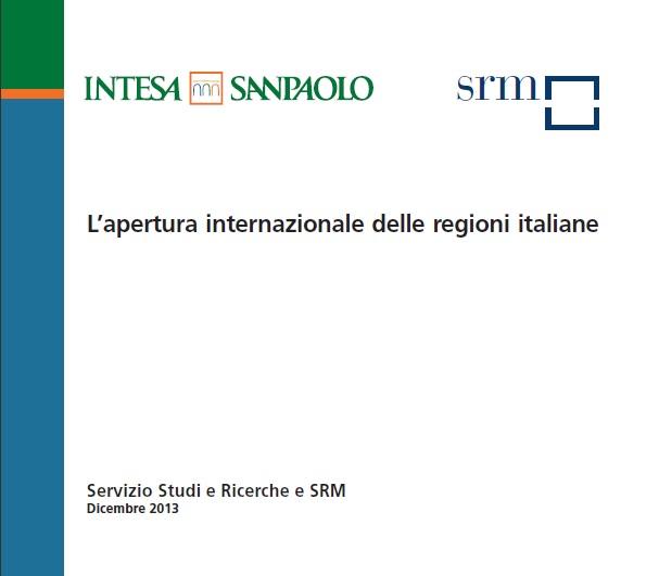 export regioni italiane