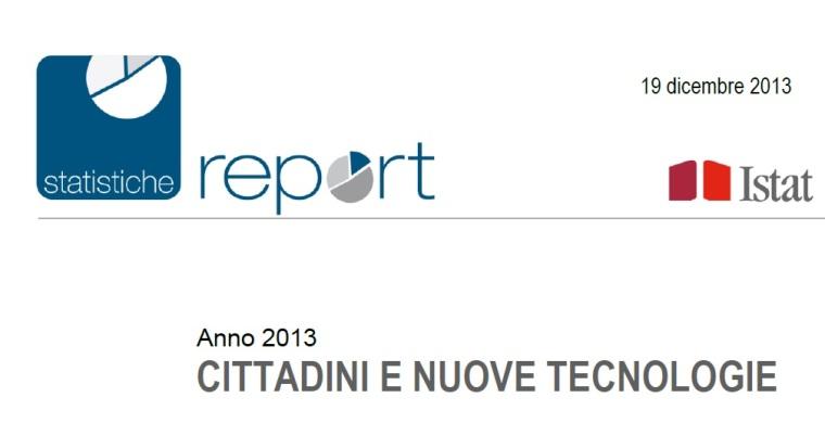 italiani e il web