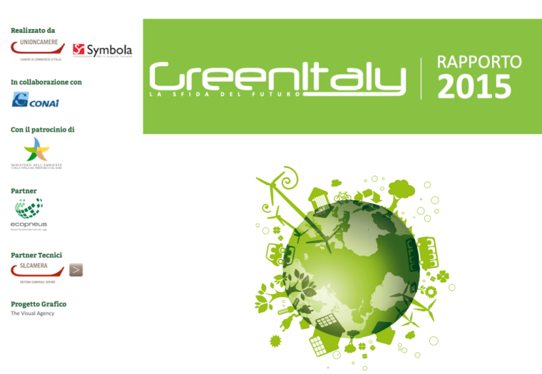 copertina green economy