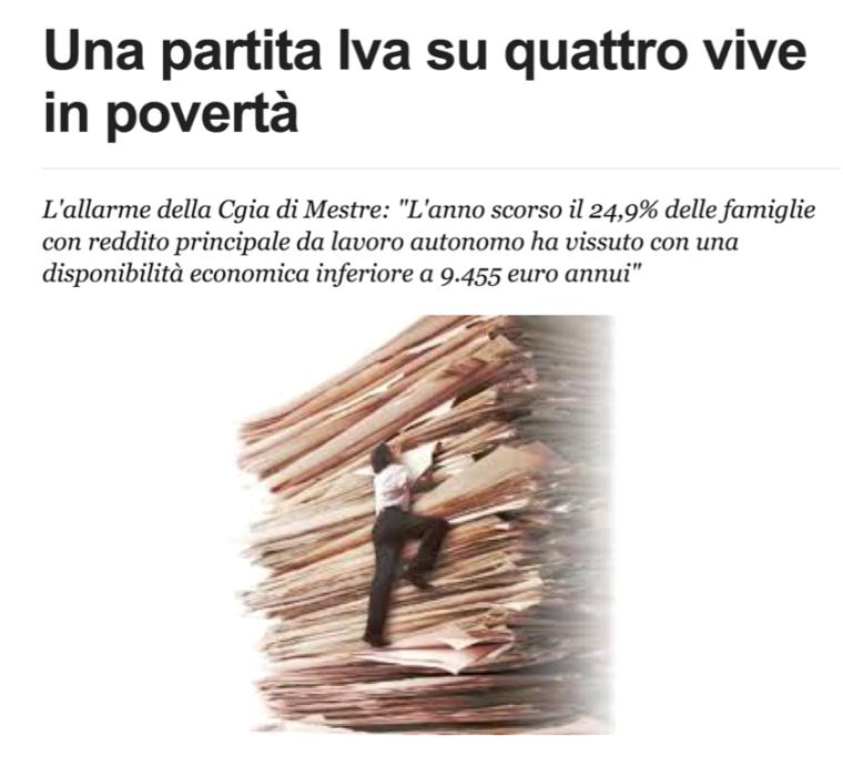 copertina povertà