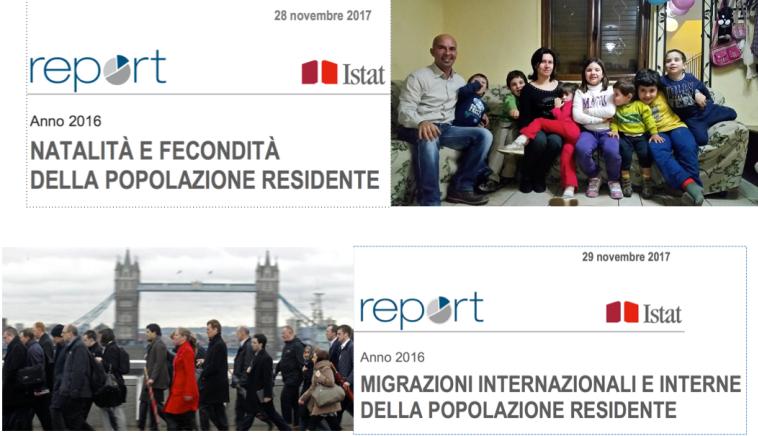 00 - Copertina dei 2 report Istat