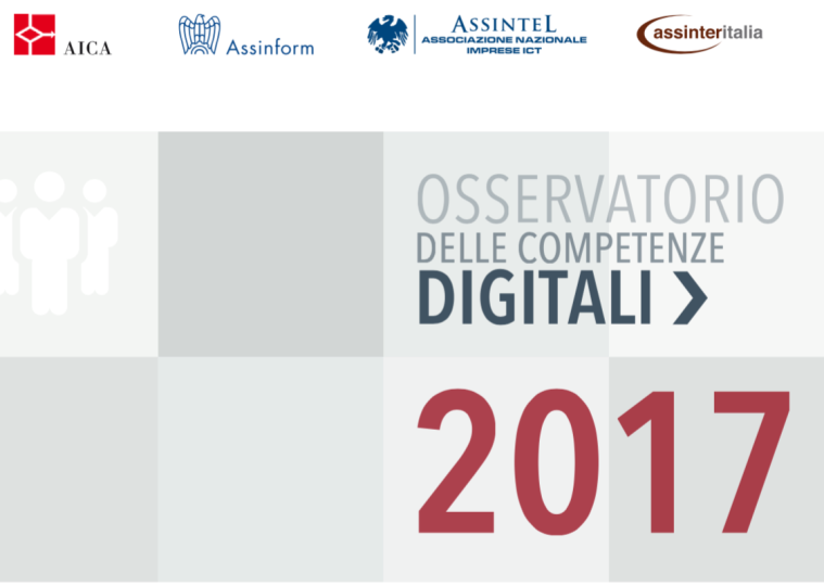 02 - Osservatorio competenze digitali
